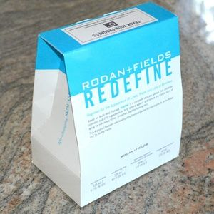REDEFINE Regimen Rodan Fields NEW SEALED AUTHENTIC